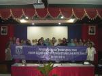"Photo bersama peserta Workshop "" Perberdayaan  MGMP "" Sejarah  Jakarta Timur setelah selasai kegiatan"